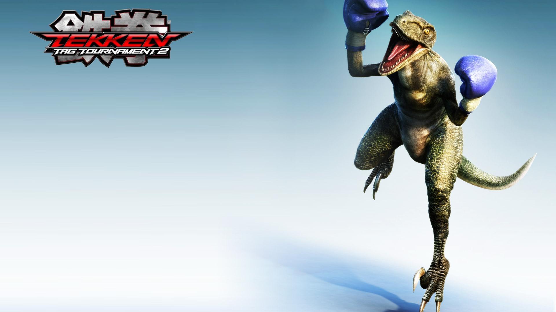 Tekken Tag Tournament 2 wallpaper 3