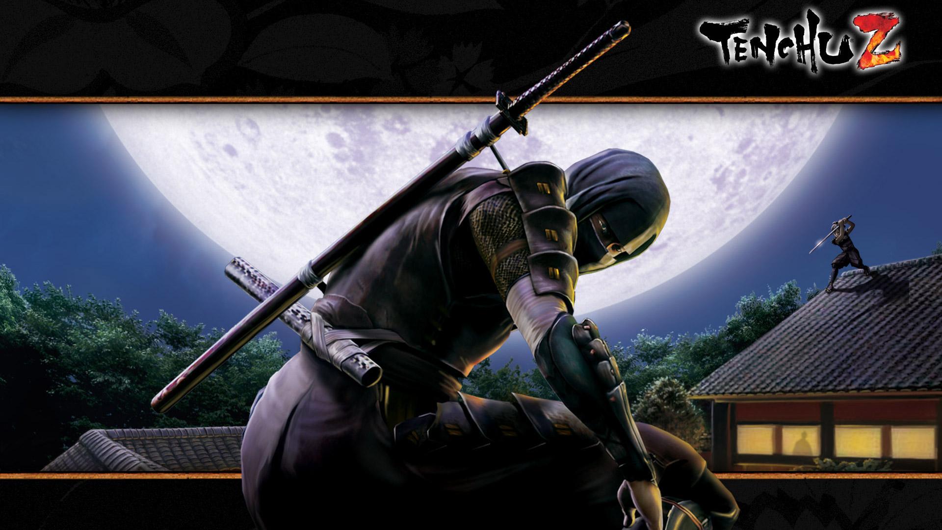 Tenchu Z wallpaper 2