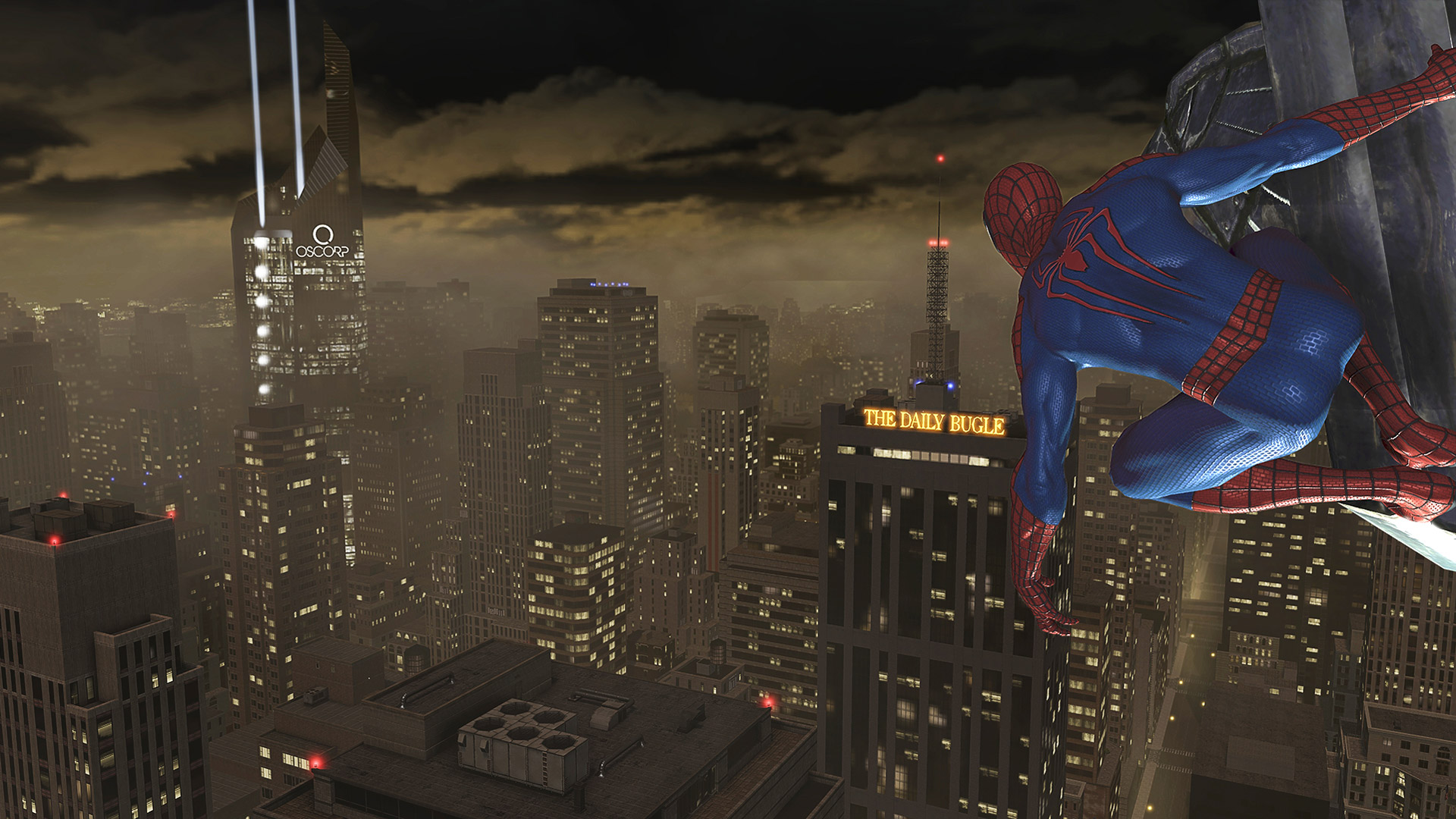 The Amazing Spider-Man 2 Game wallpaper 5