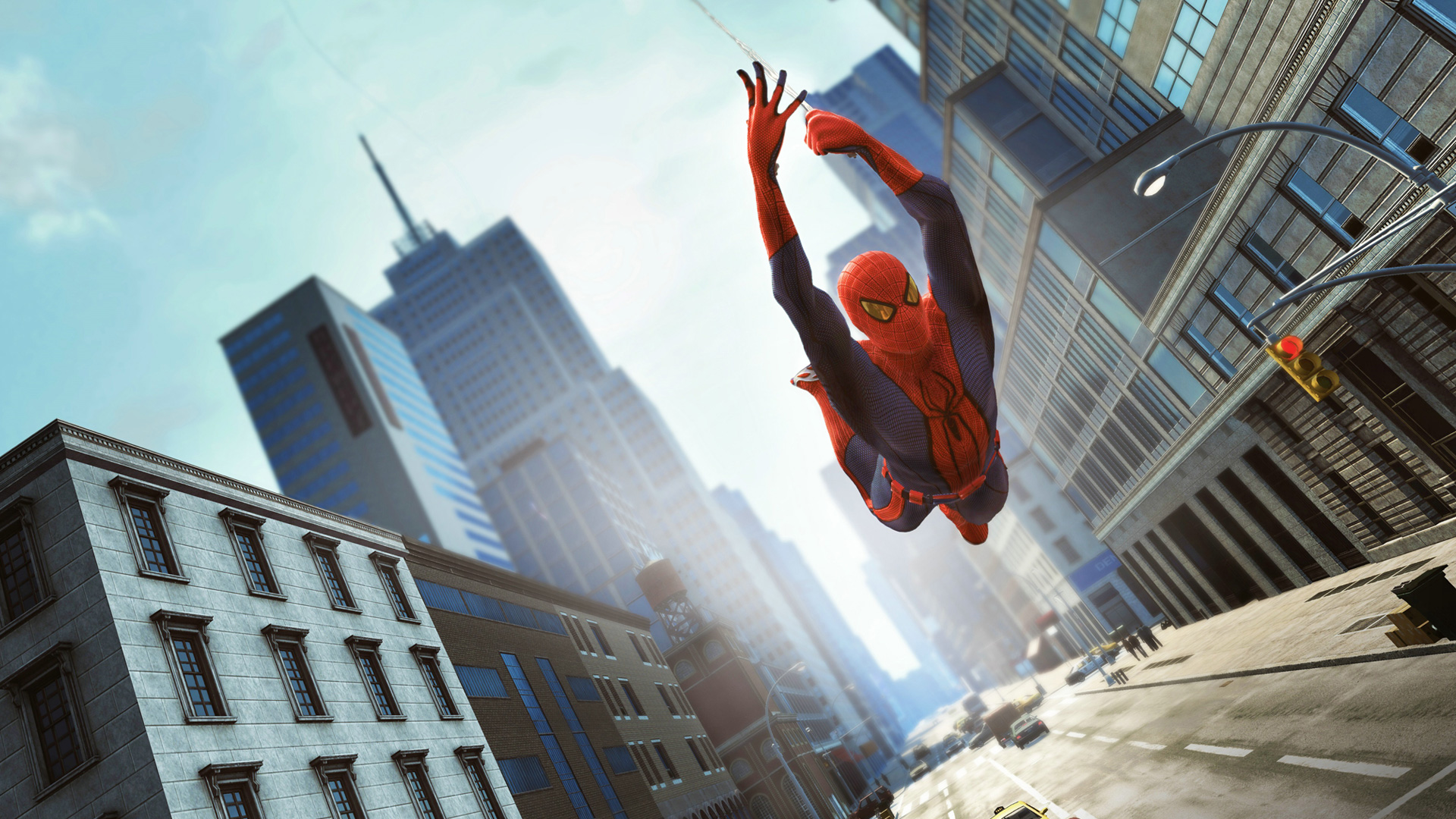 The Amazing Spider-Man Game wallpaper 2