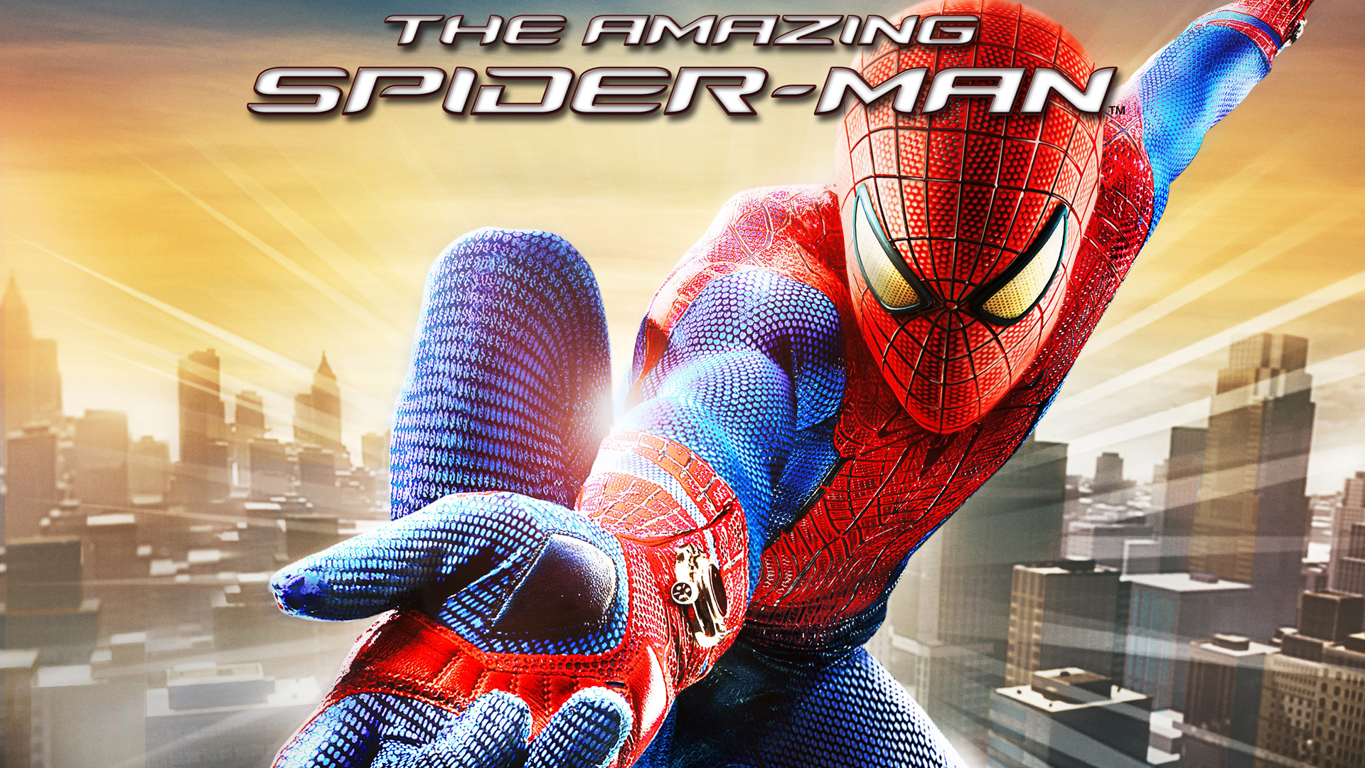The Amazing Spider-Man Game wallpaper 3