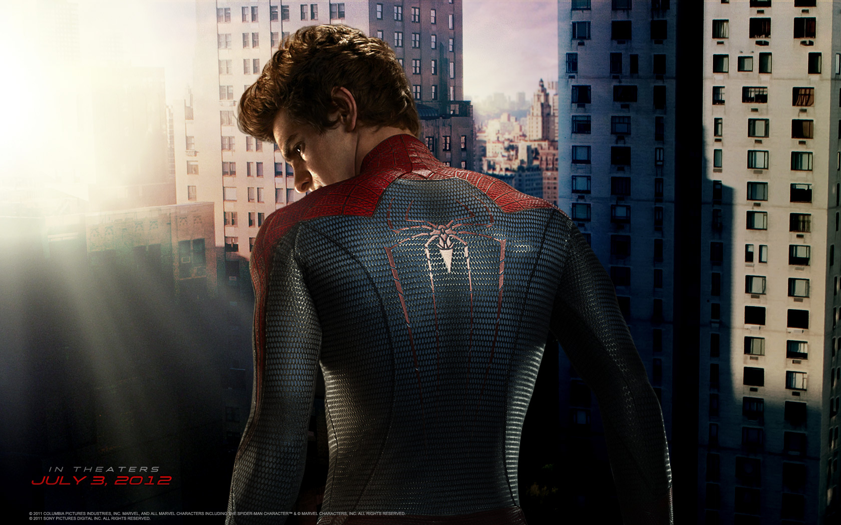 The Amazing Spider-Man wallpaper 2