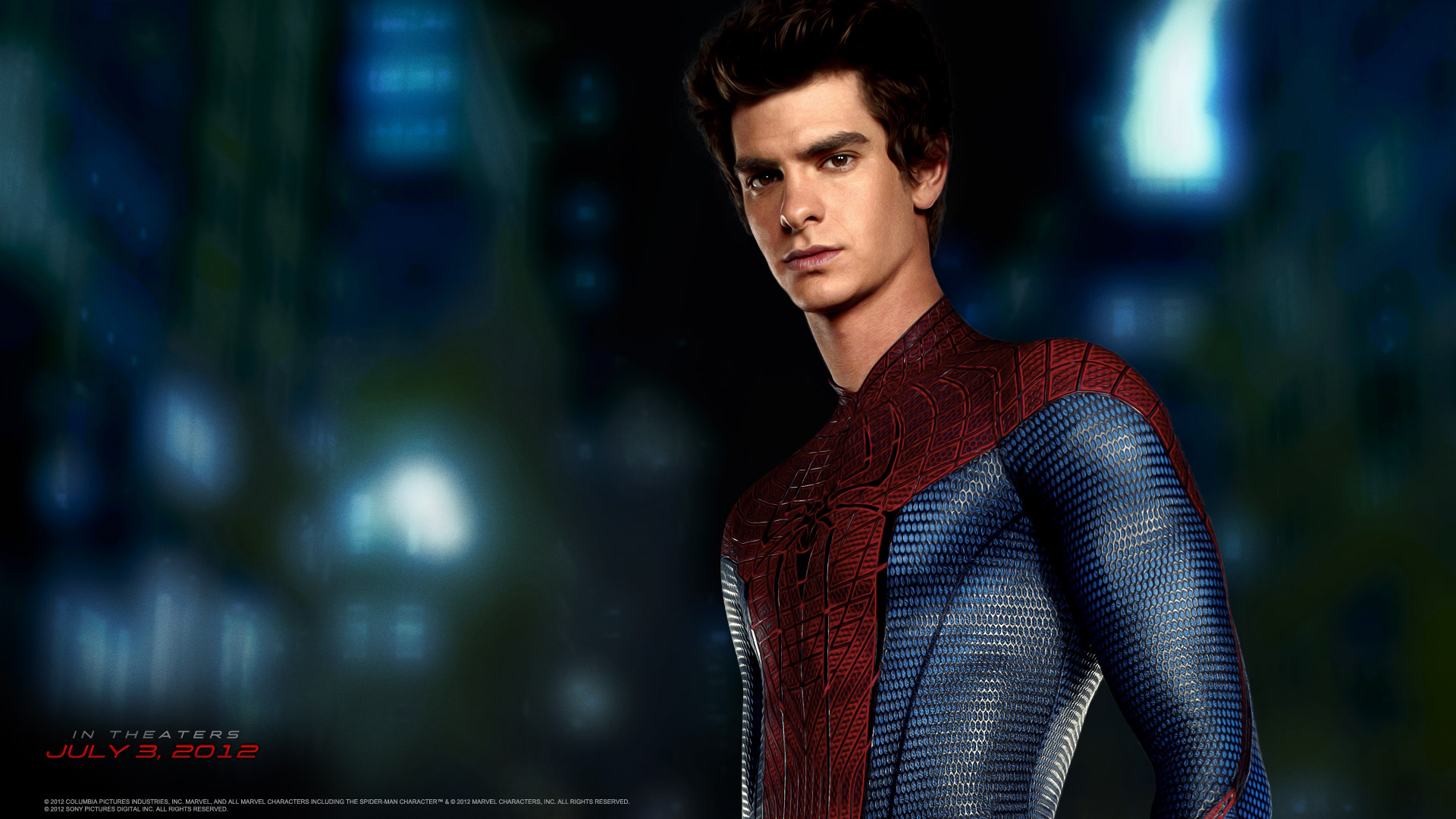 The Amazing Spider-Man wallpaper 8