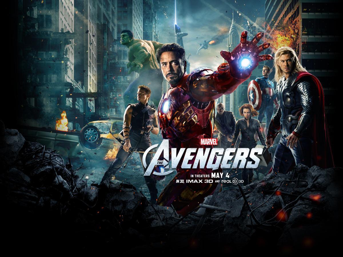 The Avengers wallpaper 4