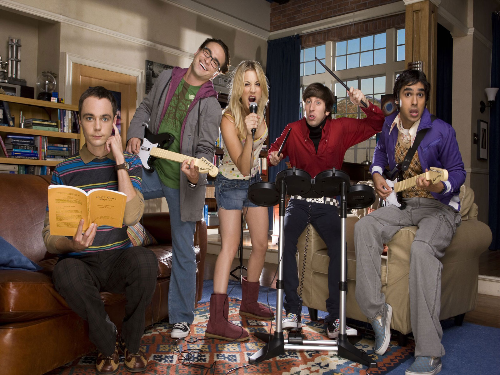 The Big Bang Theory wallpaper 1