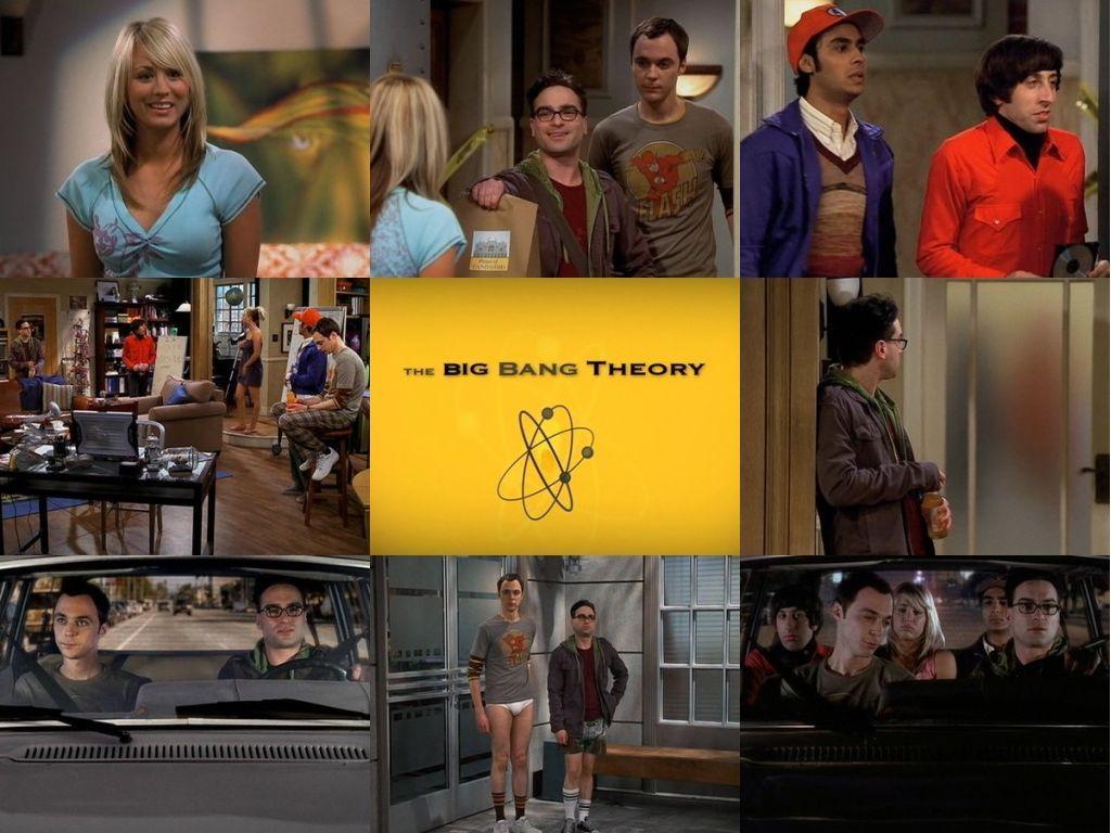 The Big Bang Theory wallpaper 3