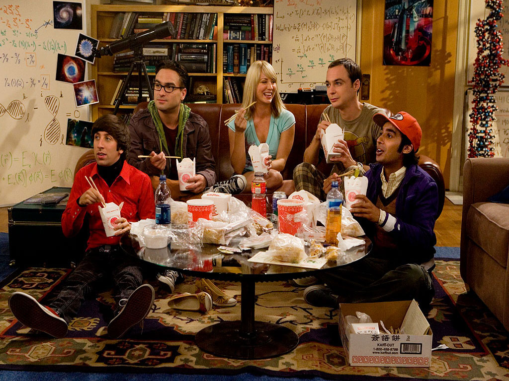 The Big Bang Theory wallpaper 4