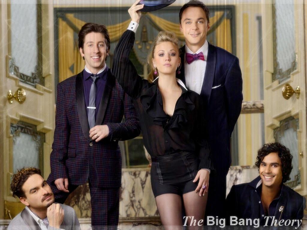 The Big Bang Theory wallpaper 7