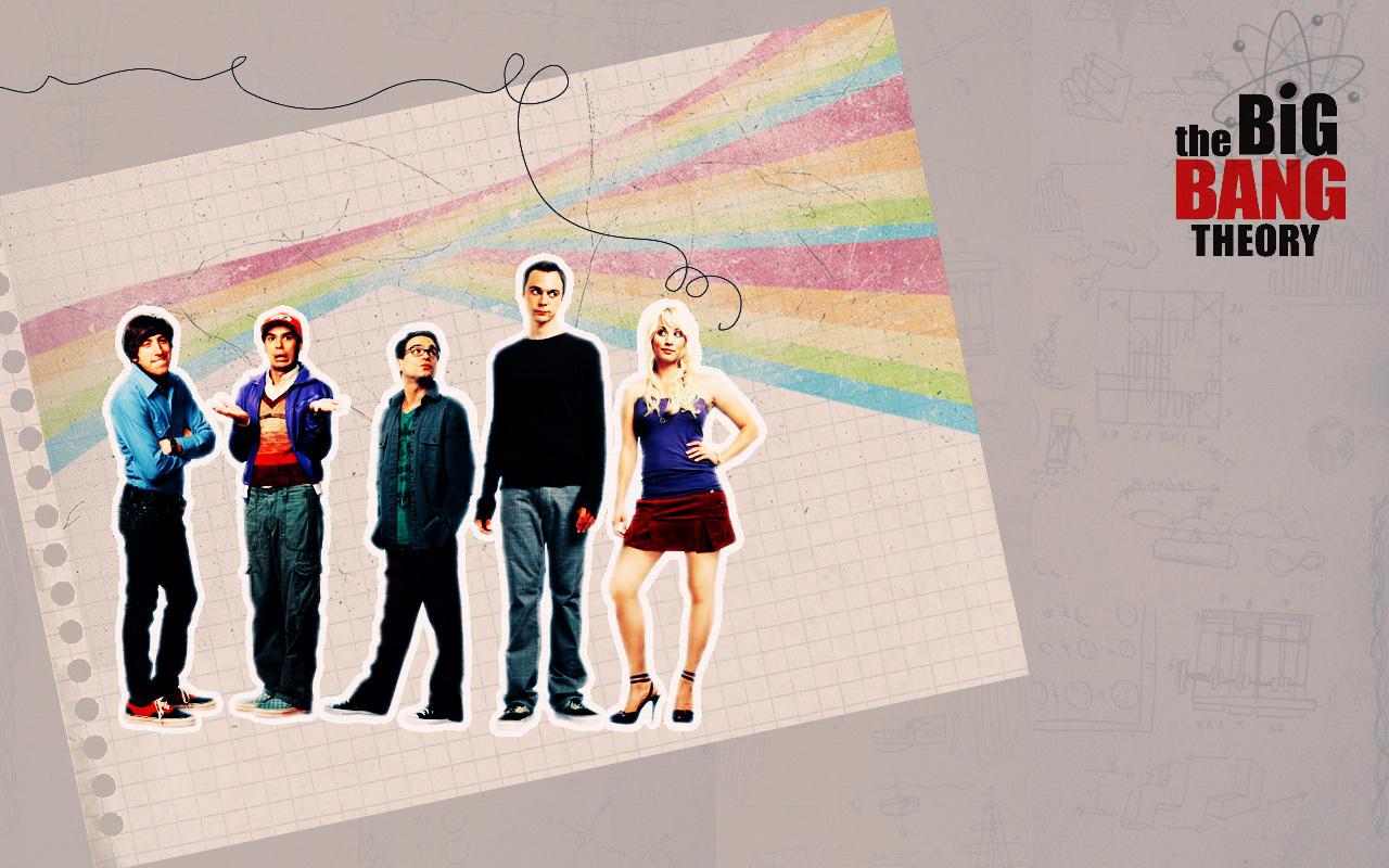 The Big Bang Theory wallpaper 8