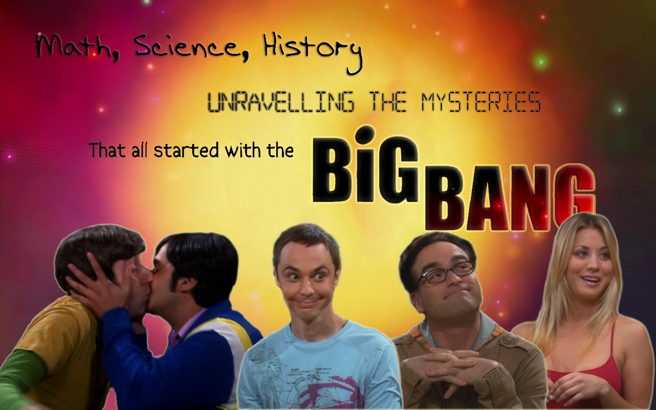 The Big Bang Theory Wallpaper 9 Wallpapersbq
