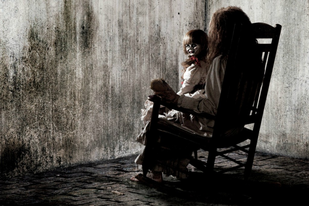 The Conjuring wallpaper 4