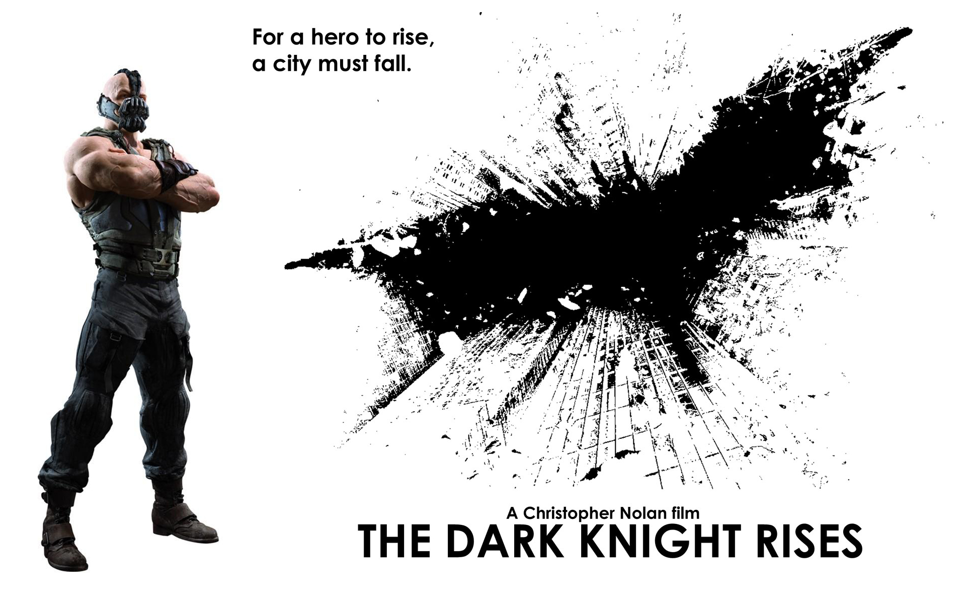 The Dark Knight Rises Wallpaper 6 Wallpapersbq