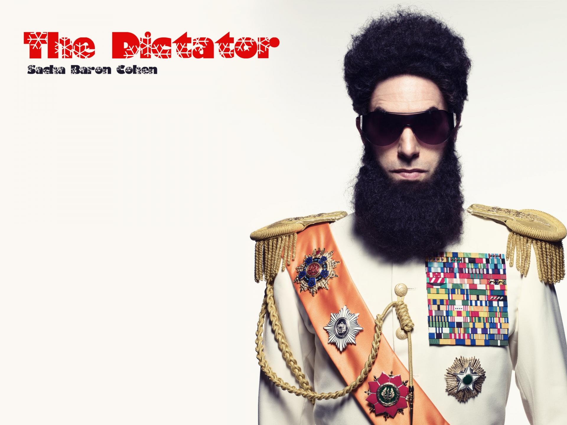 The Dictator wallpaper 1