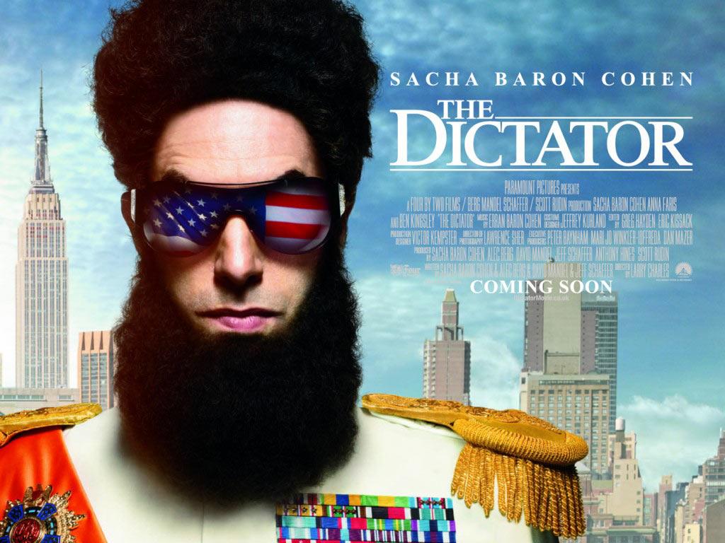 The Dictator wallpaper 5