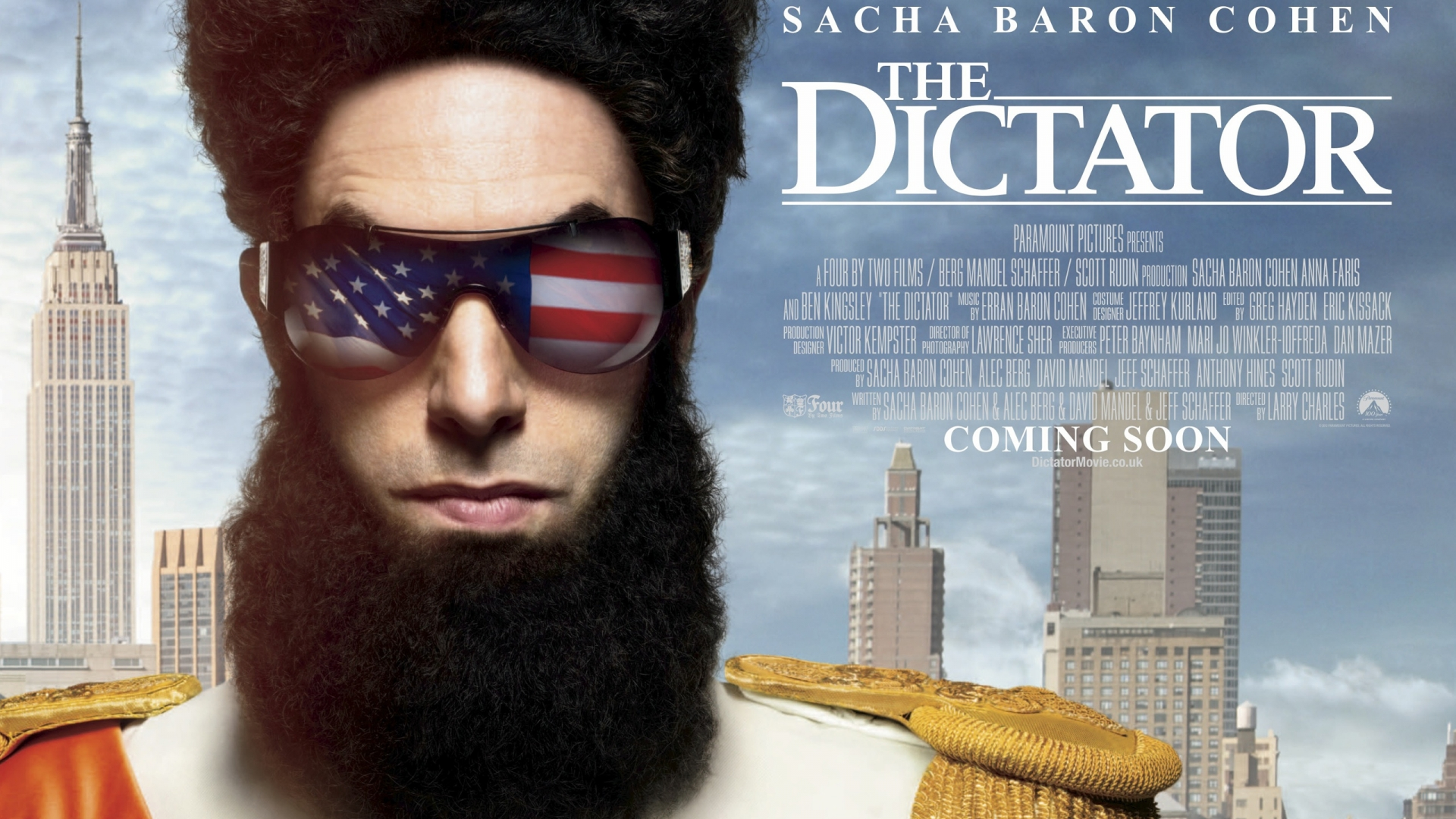 The Dictator wallpaper 7