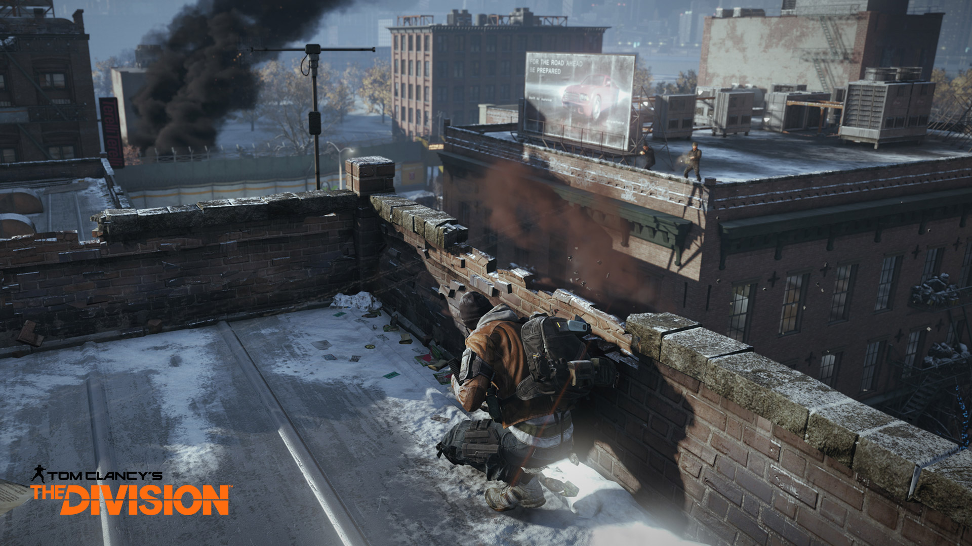 The Division wallpaper 5
