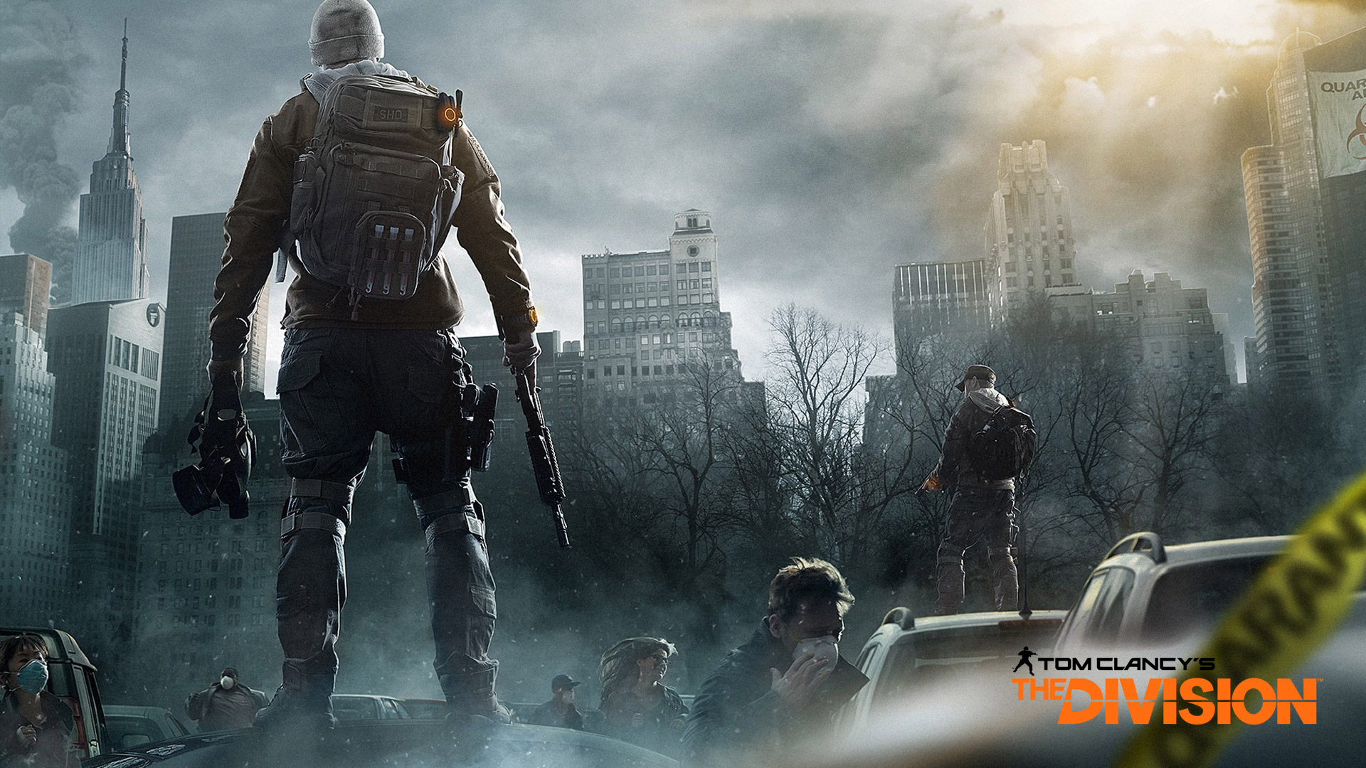 The Division wallpaper 6