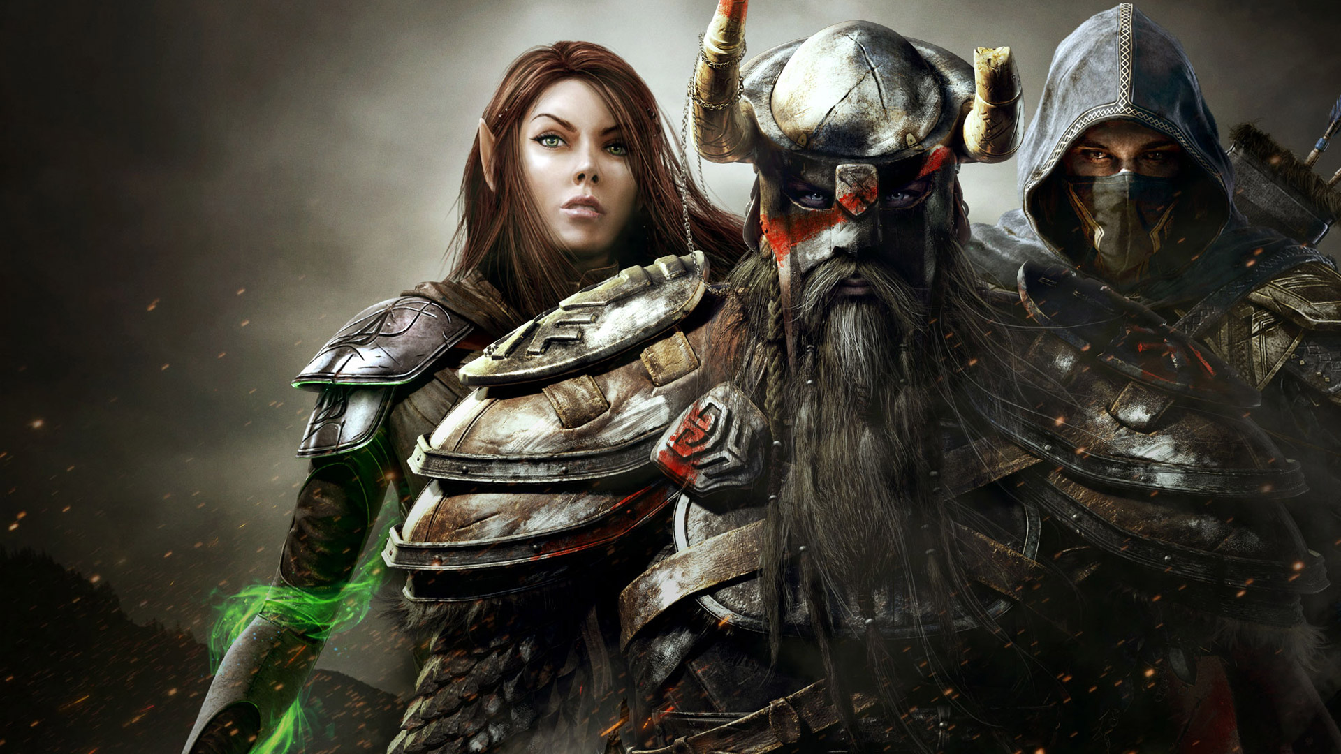 The Elder Scrolls Online wallpaper 1