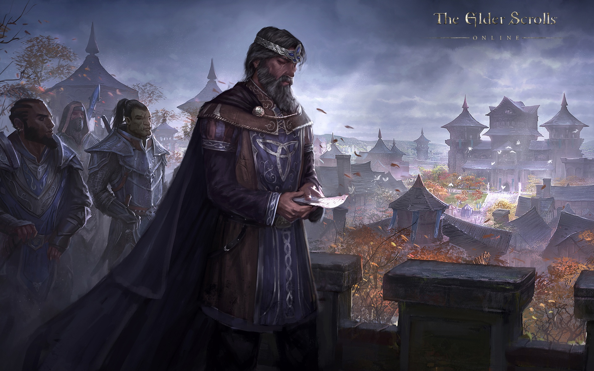 The Elder Scrolls Online Wallpaper 10 Wallpapersbq