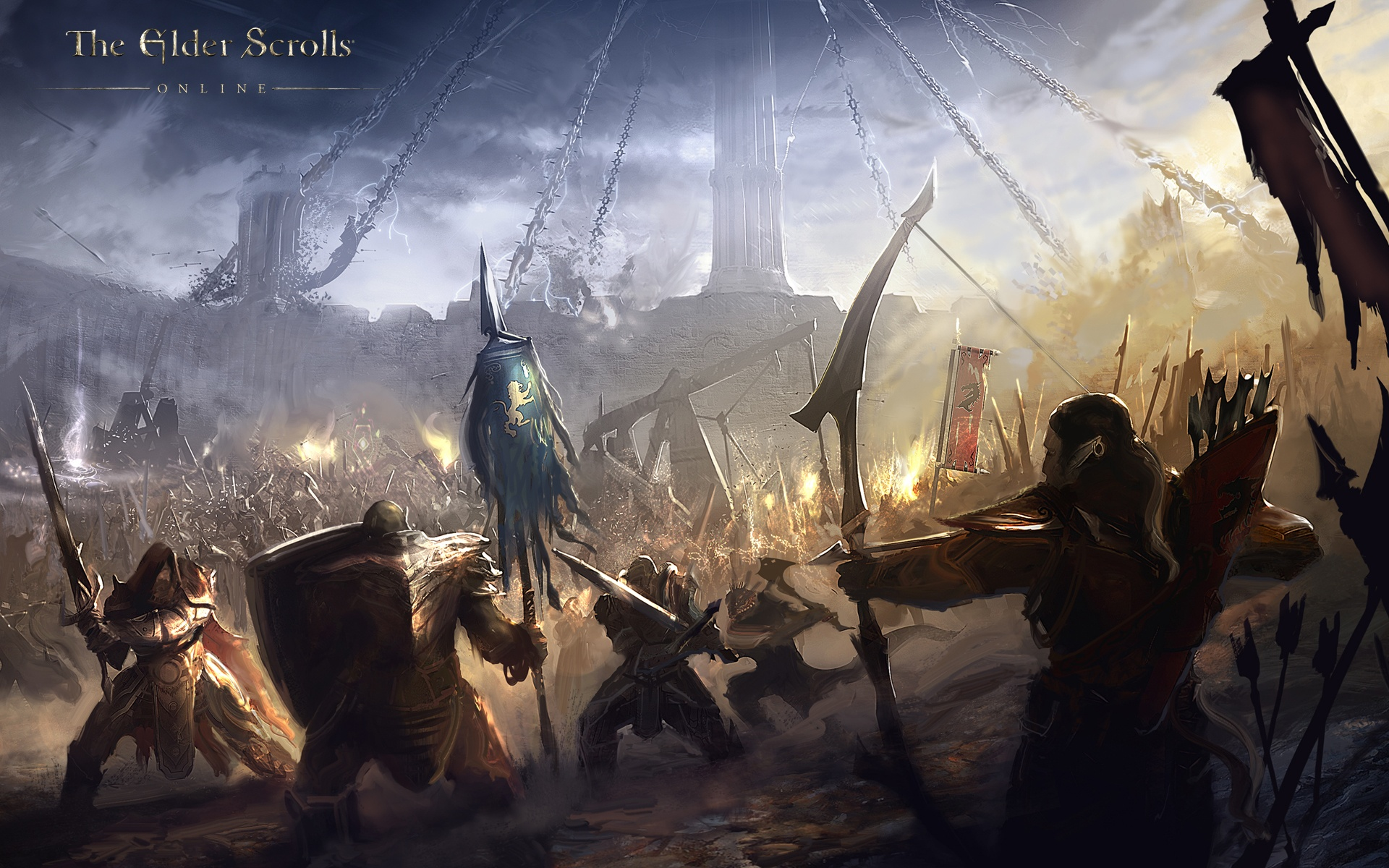 The Elder Scrolls Online Wallpaper 11