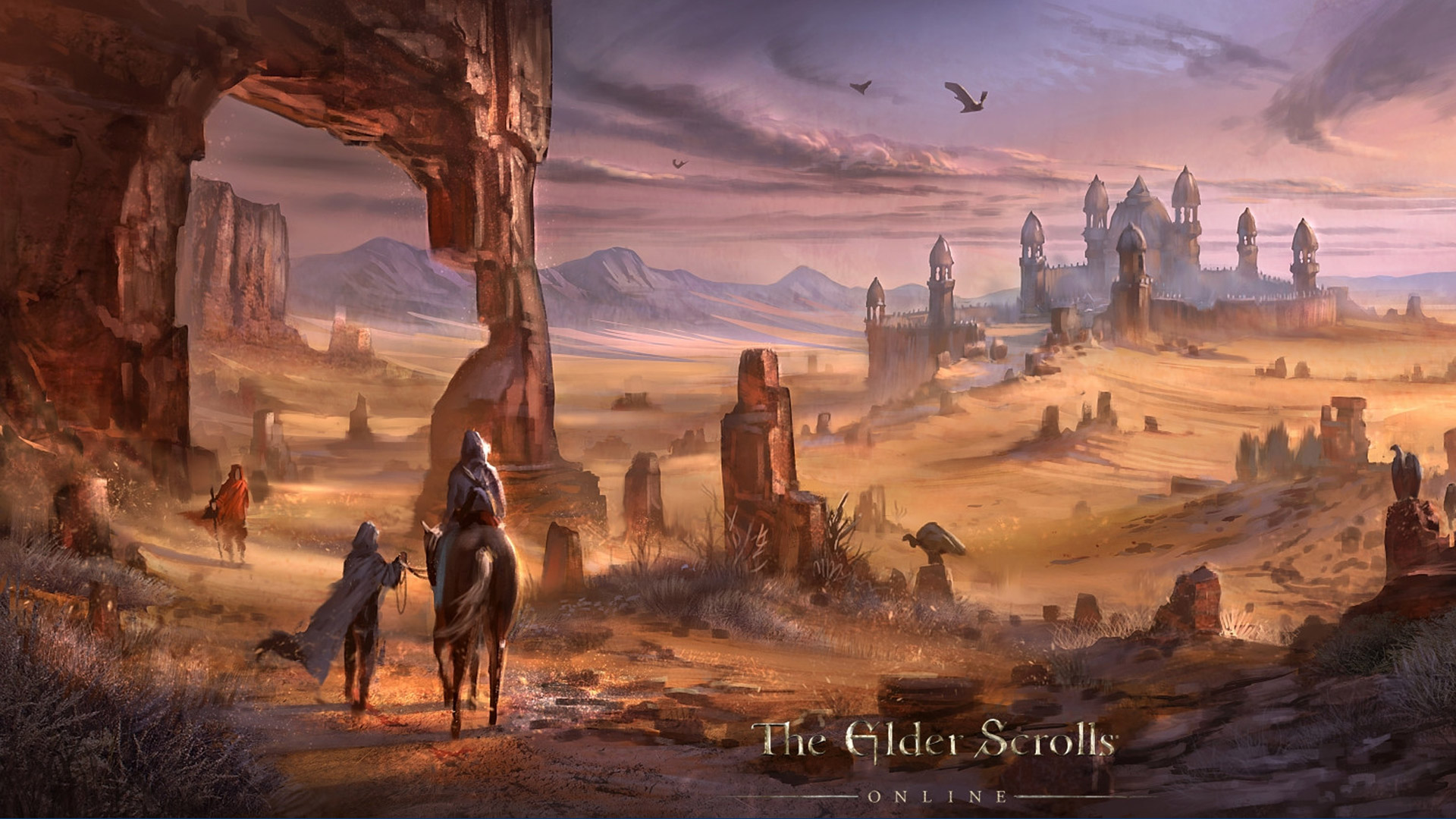 The Elder Scrolls Online wallpaper 2