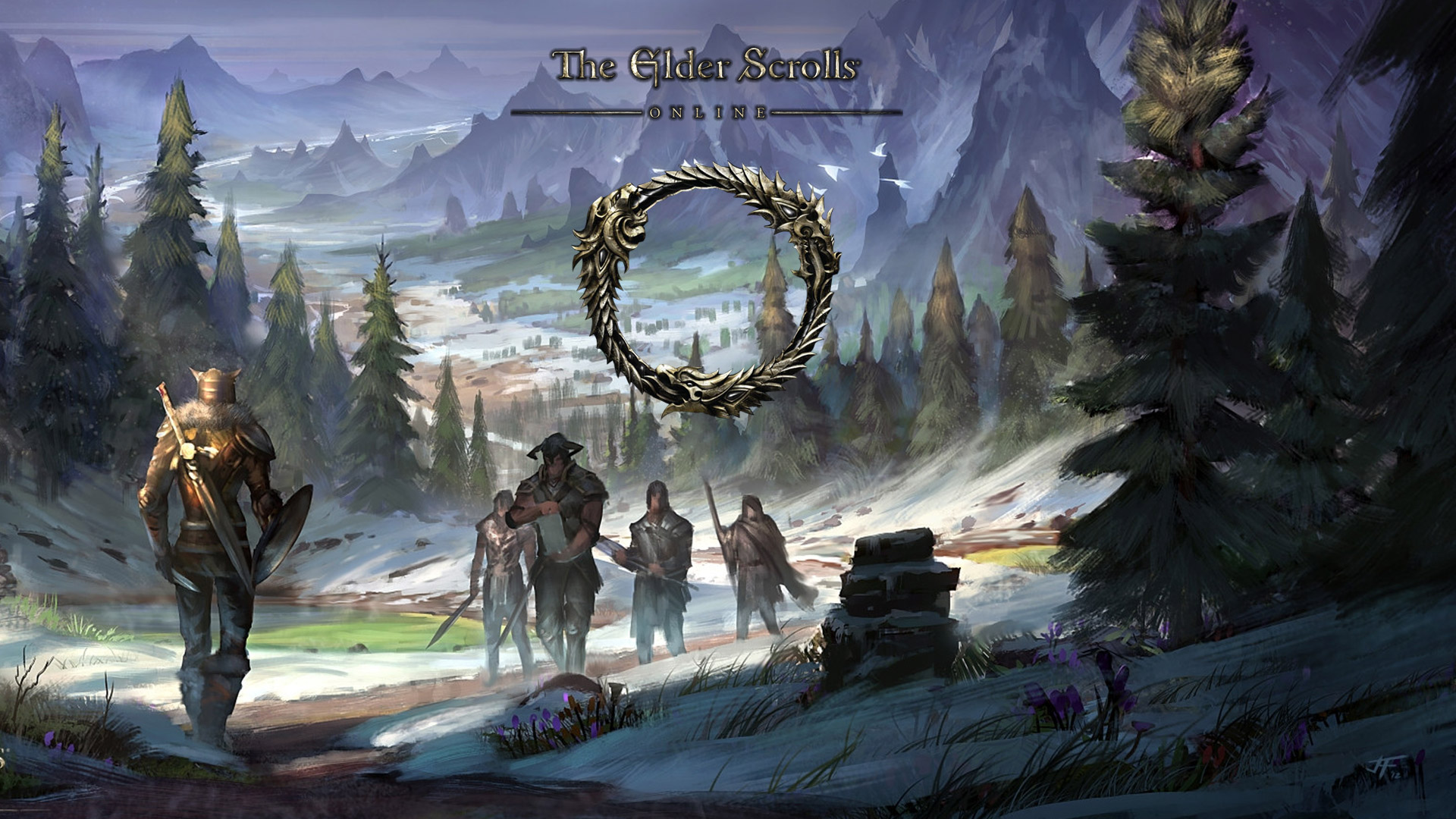 The Elder Scrolls Online wallpaper 5