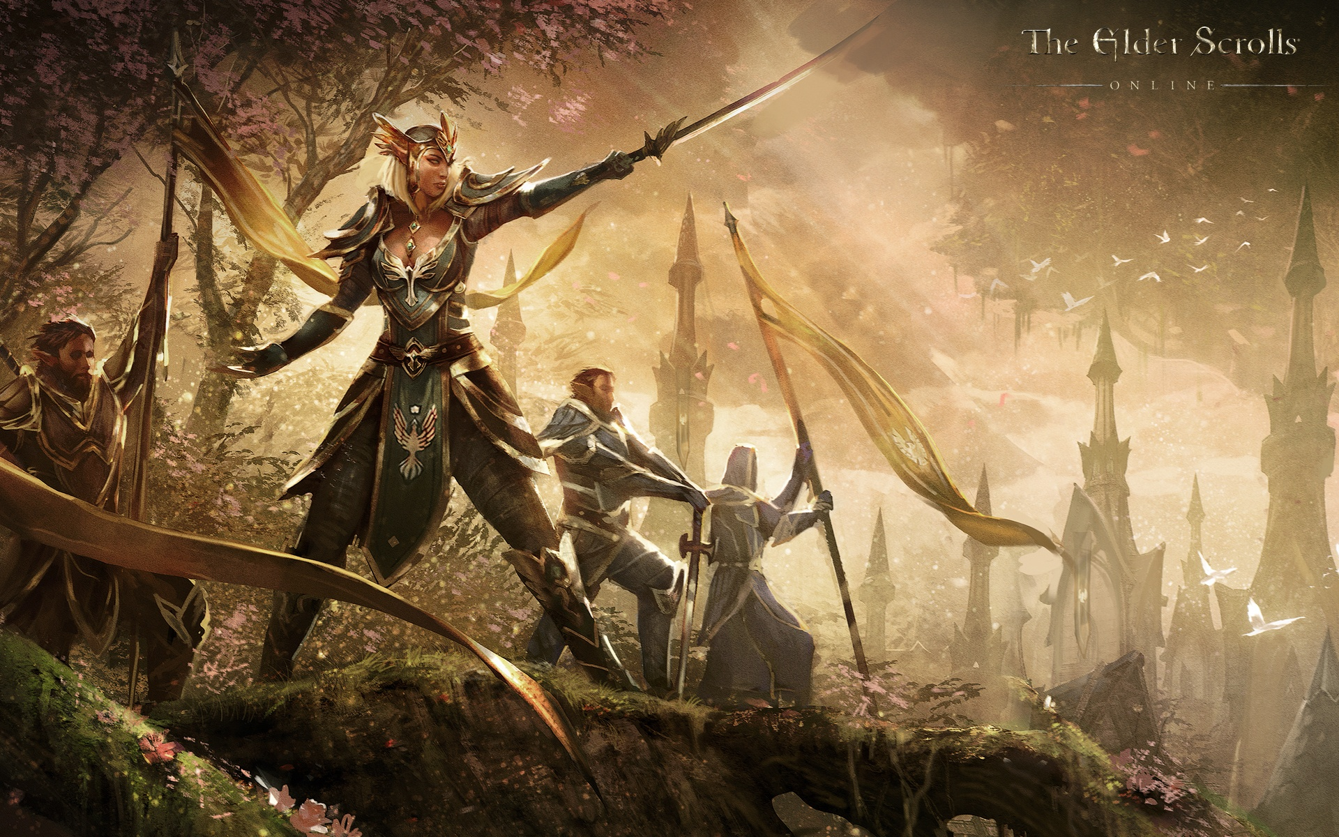 The Elder Scrolls Online Wallpaper 7