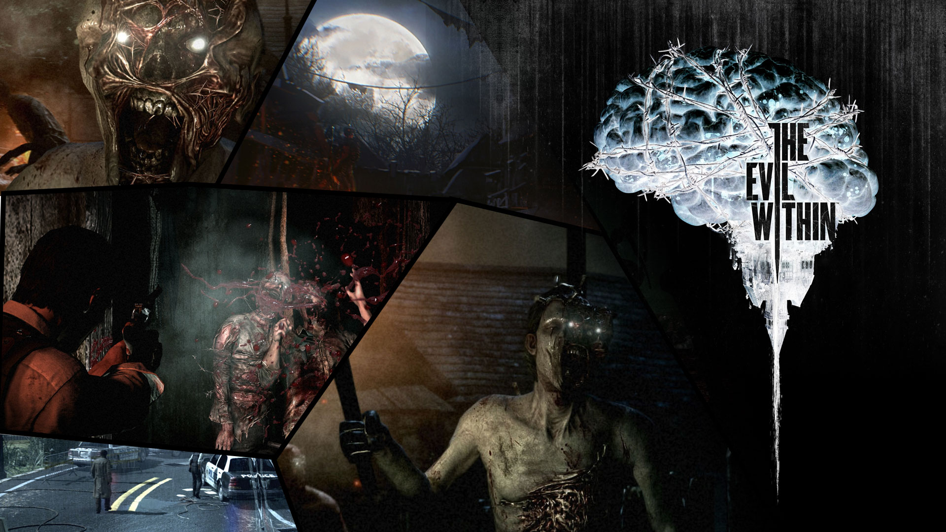 The Evil Within wallpaper 3