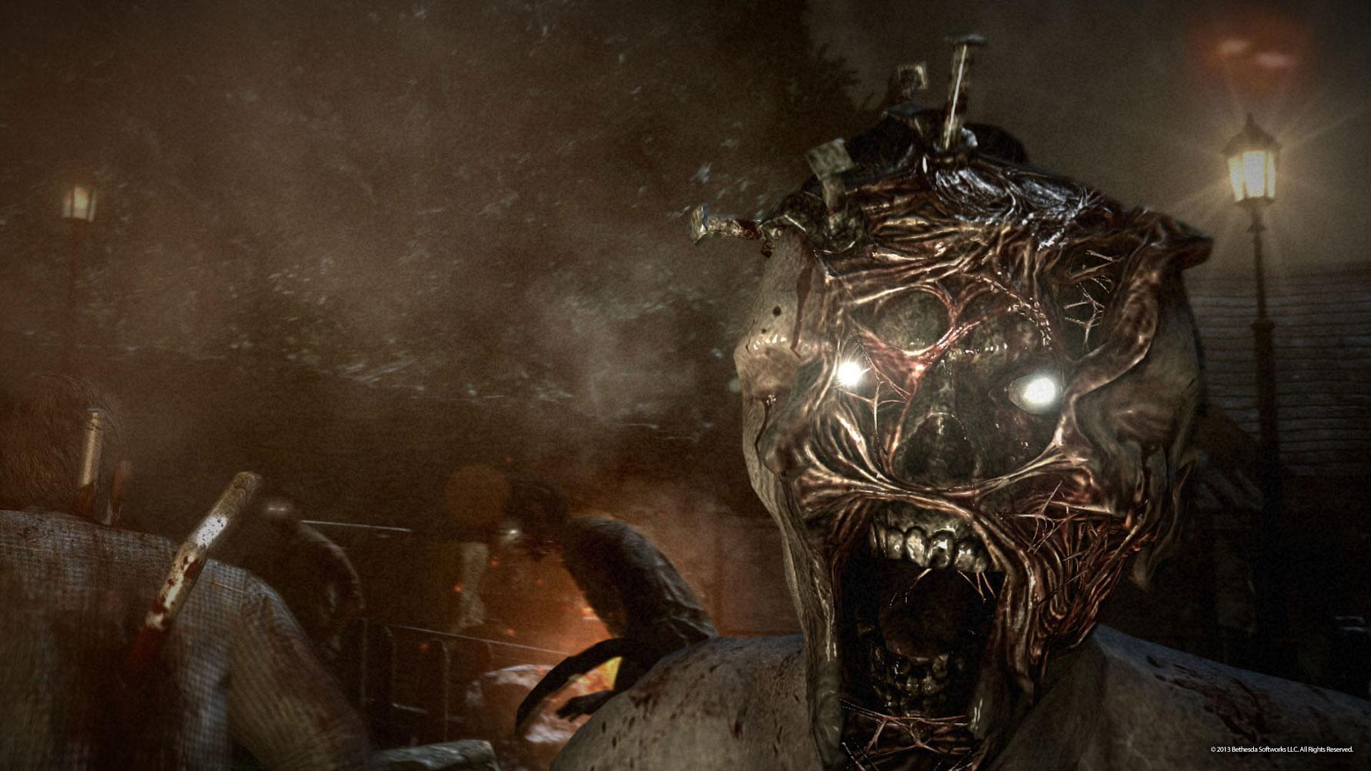 The Evil Within wallpaper 4