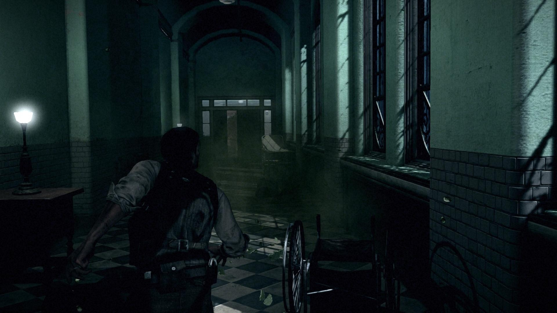 The Evil Within wallpaper 7
