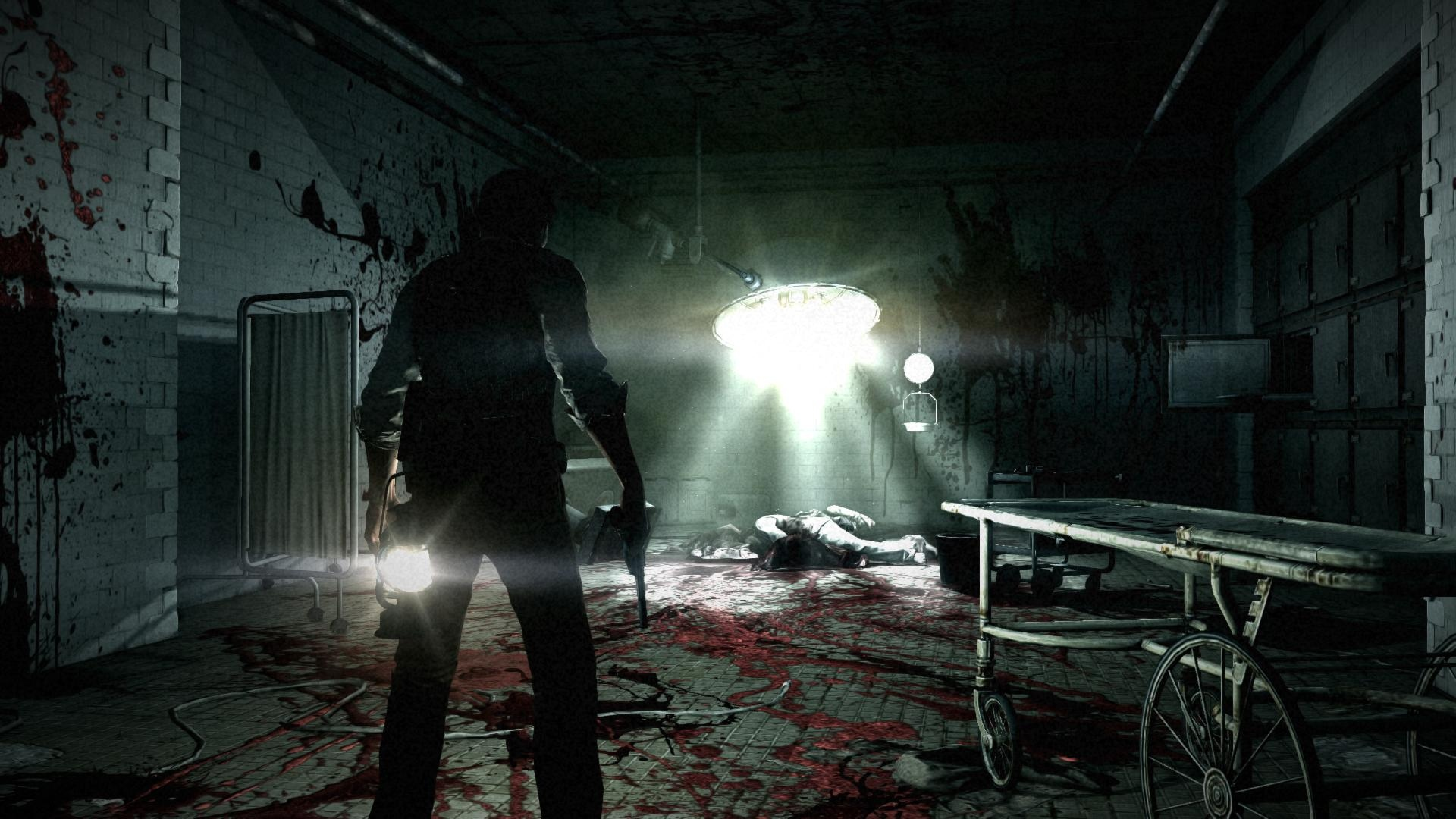 The Evil Within wallpaper 8