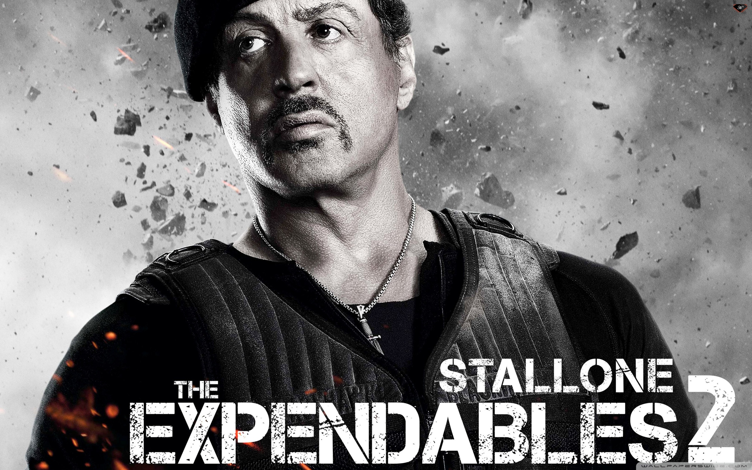 The Expendables 2 wallpaper 4