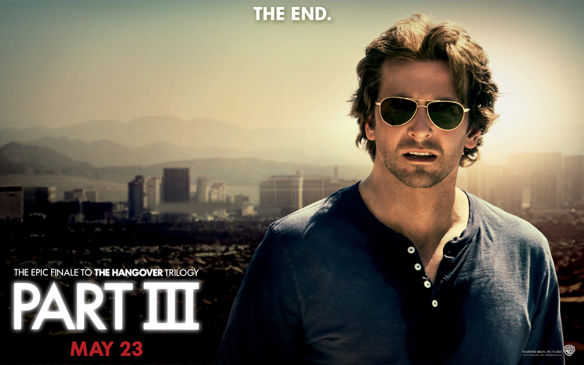 The Hangover Part III wallpaper 4