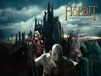The Hobbit the Desolation of Smaug wallpaper 5