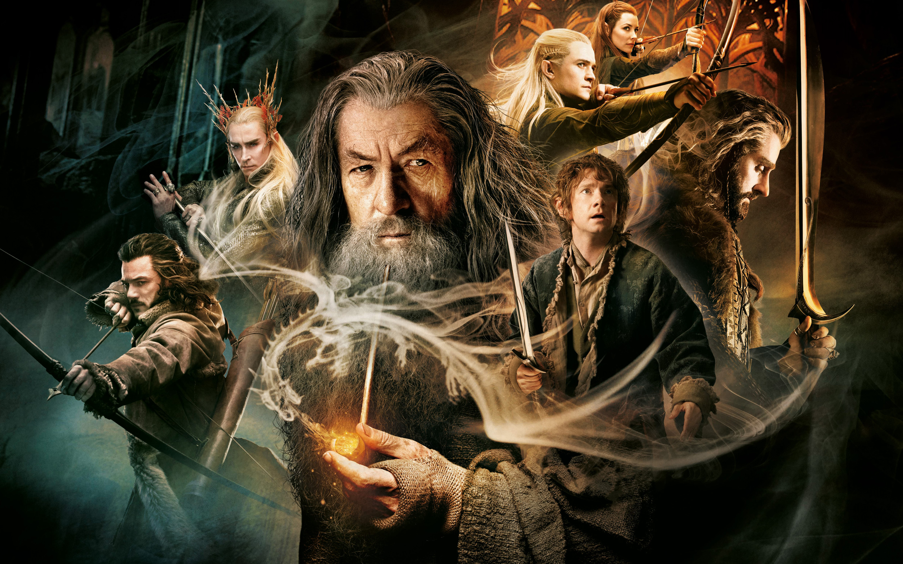 The Hobbit the Desolation of Smaug wallpaper 10