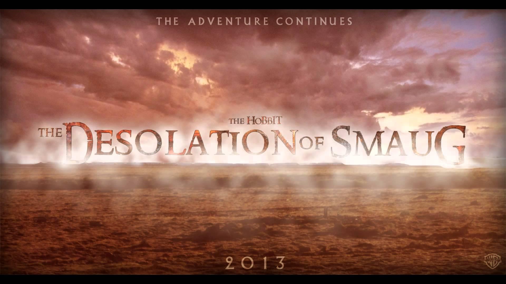 The Hobbit the Desolation of Smaug wallpaper 4