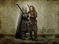 The Hobbit an Unexpected Journey wallpaper 9