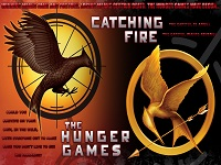 The Hunger Games Catching Fire wallpaper 2