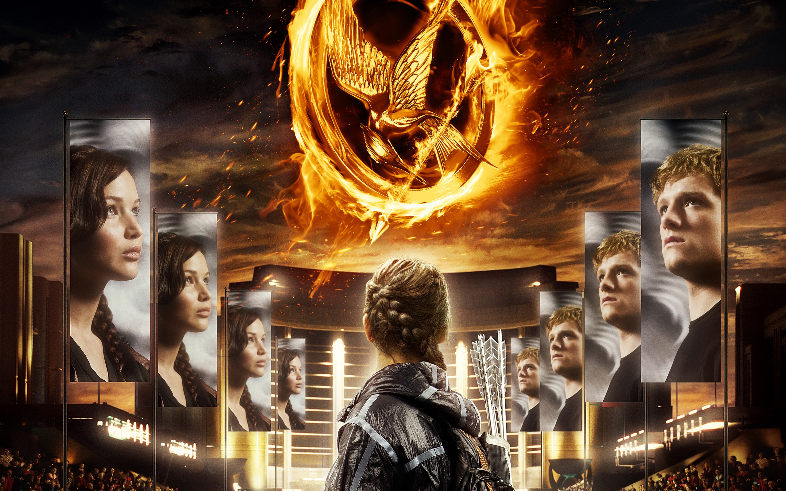 The Hunger Games wallpaper 1