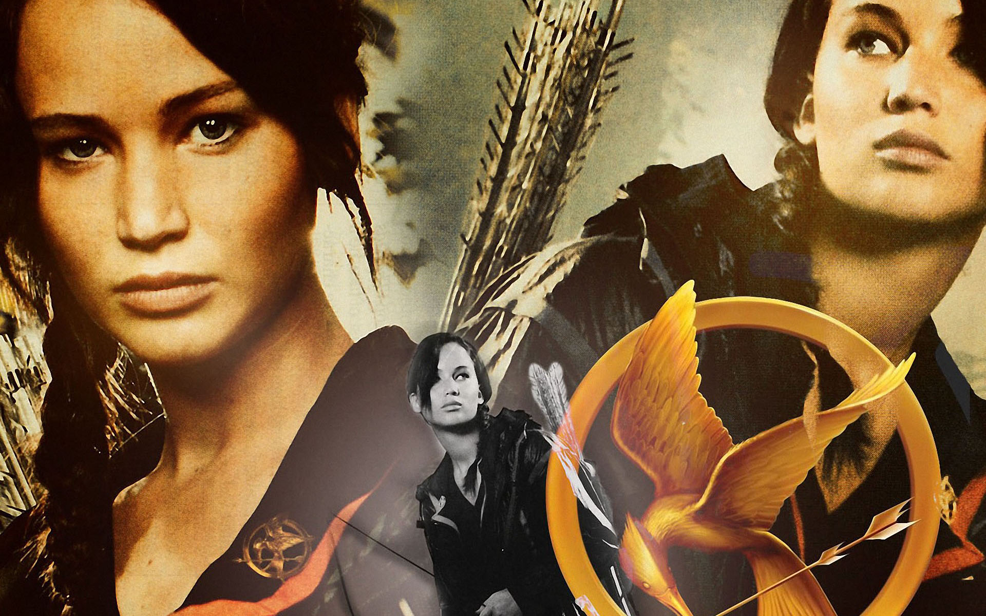 The Hunger Games wallpaper 4