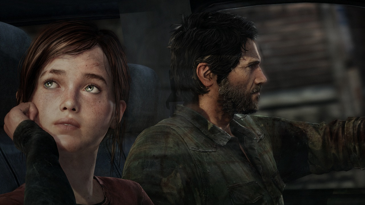 The Last of Us wallpaper 1