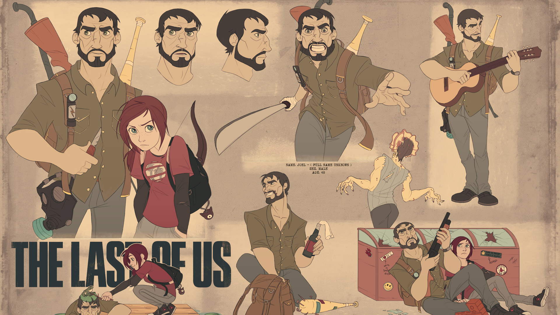 The Last of Us wallpaper 16