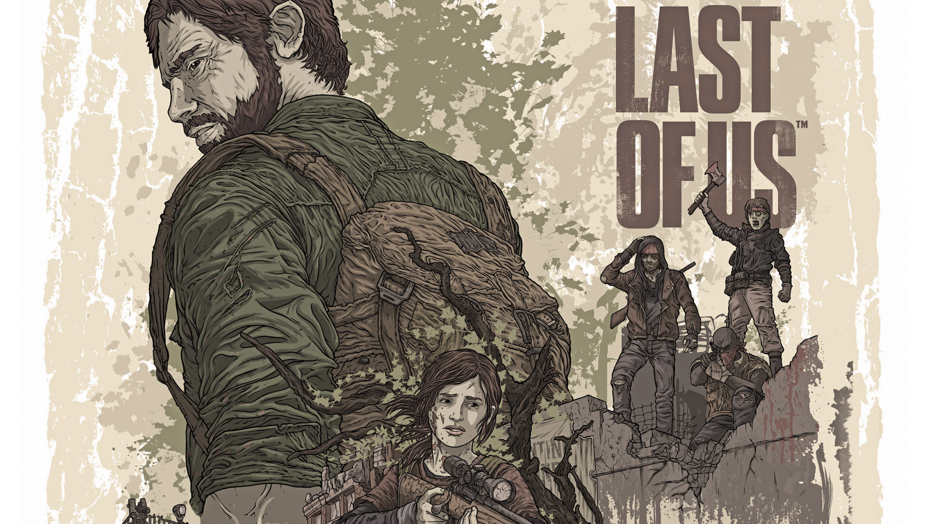 The Last of Us wallpaper 19