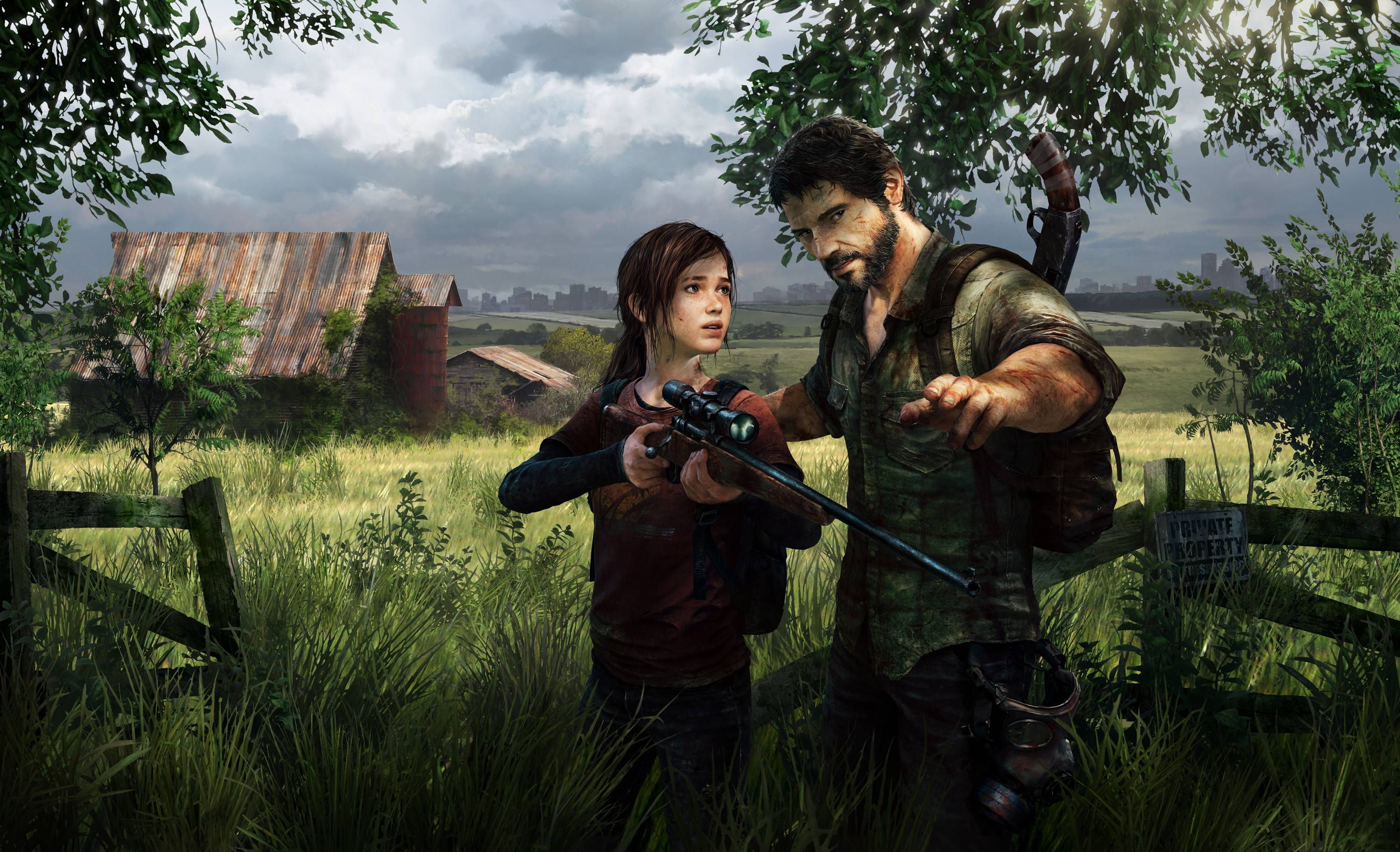 The Last Of Us Wallpaper 6 Wallpapersbq