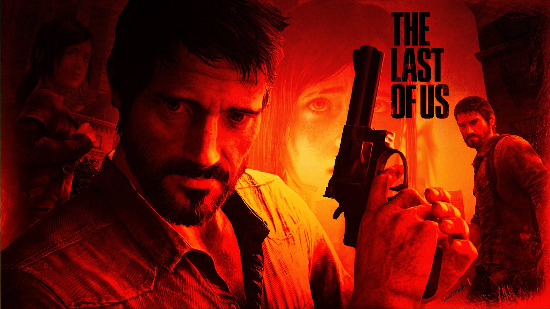 The Last Of Us Wallpaper 8 Wallpapersbq