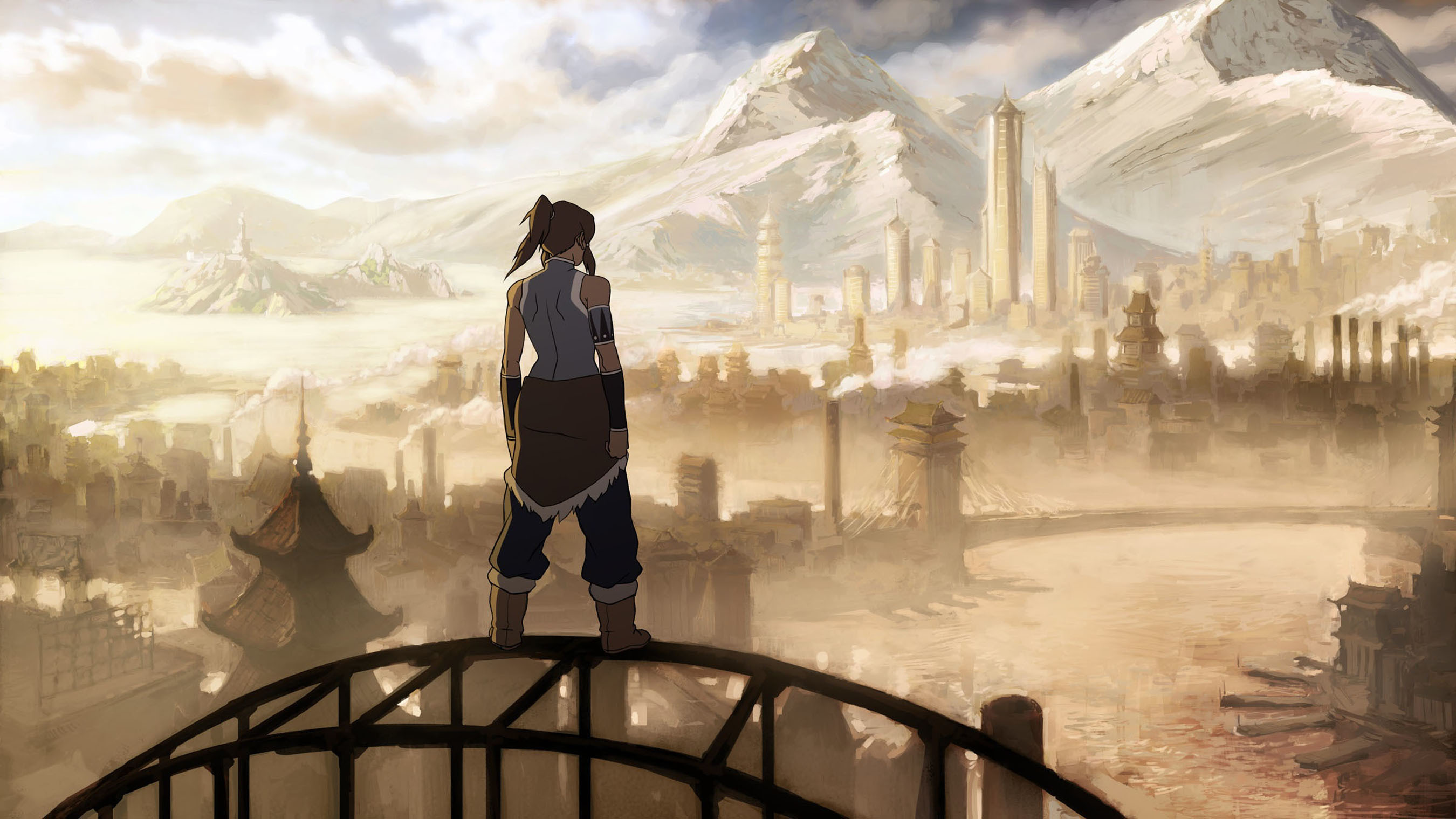 The Legend of Korra wallpaper 4