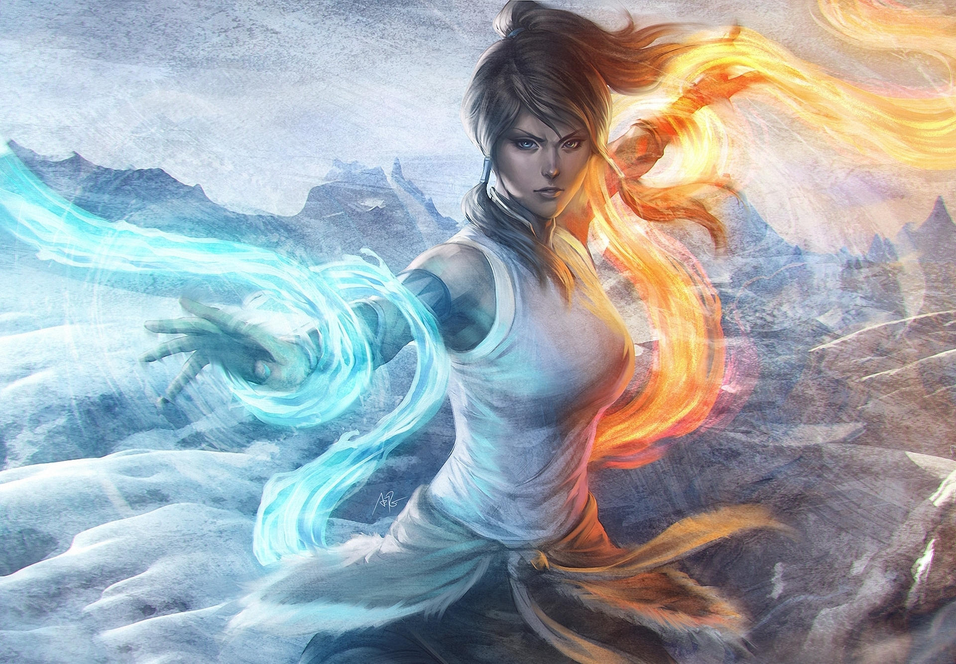 The Legend of Korra wallpaper 5