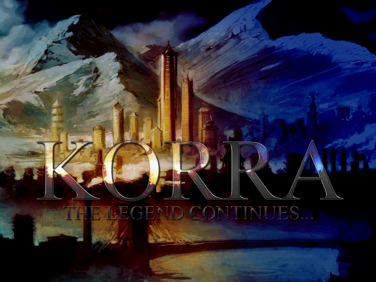 The Legend of Korra wallpaper 7