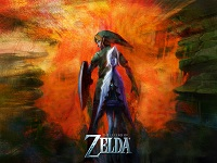 The Legend of Zelda Skyward Sword wallpaper 12