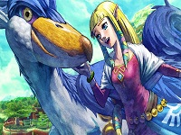 The Legend of Zelda Skyward Sword wallpaper 3